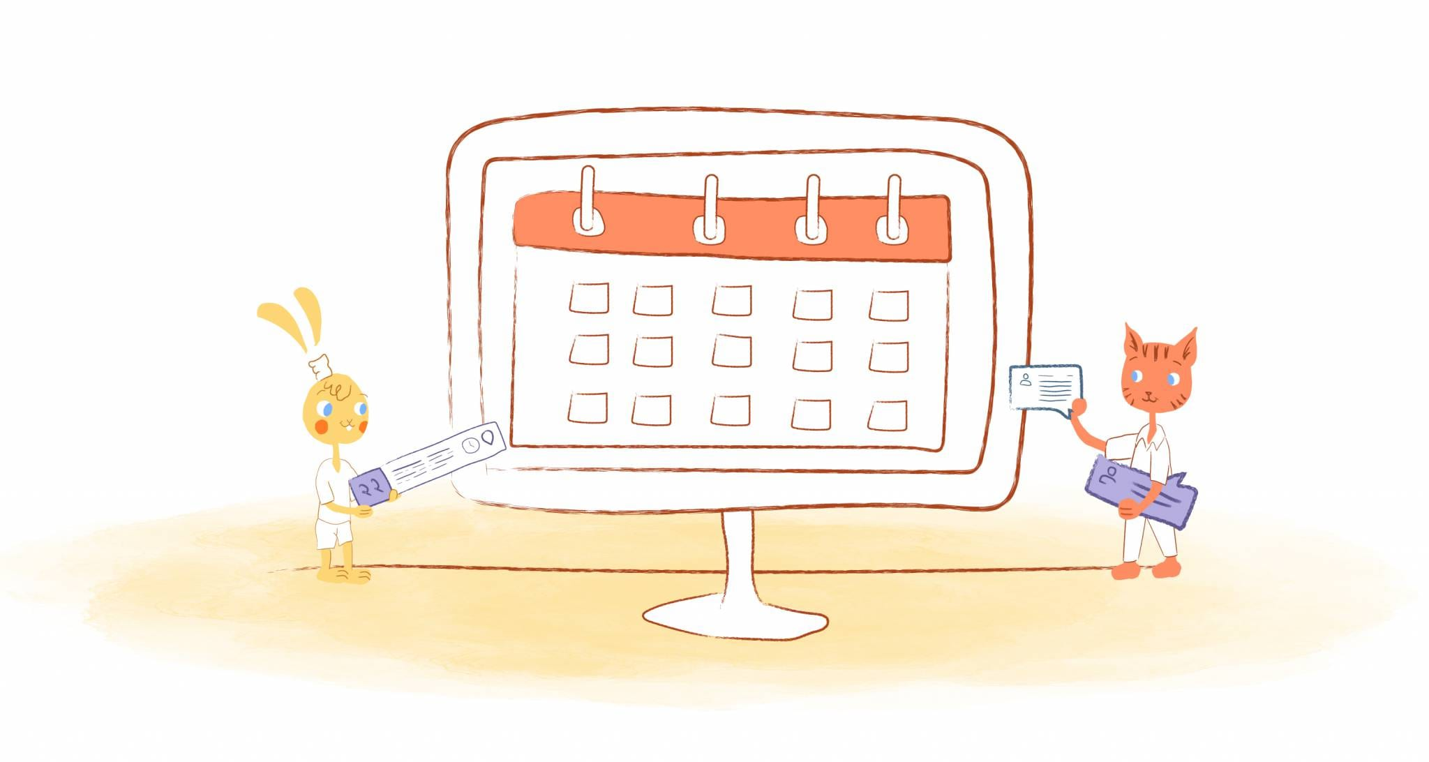 5 Quick Fixes For an Unorganized Schedule