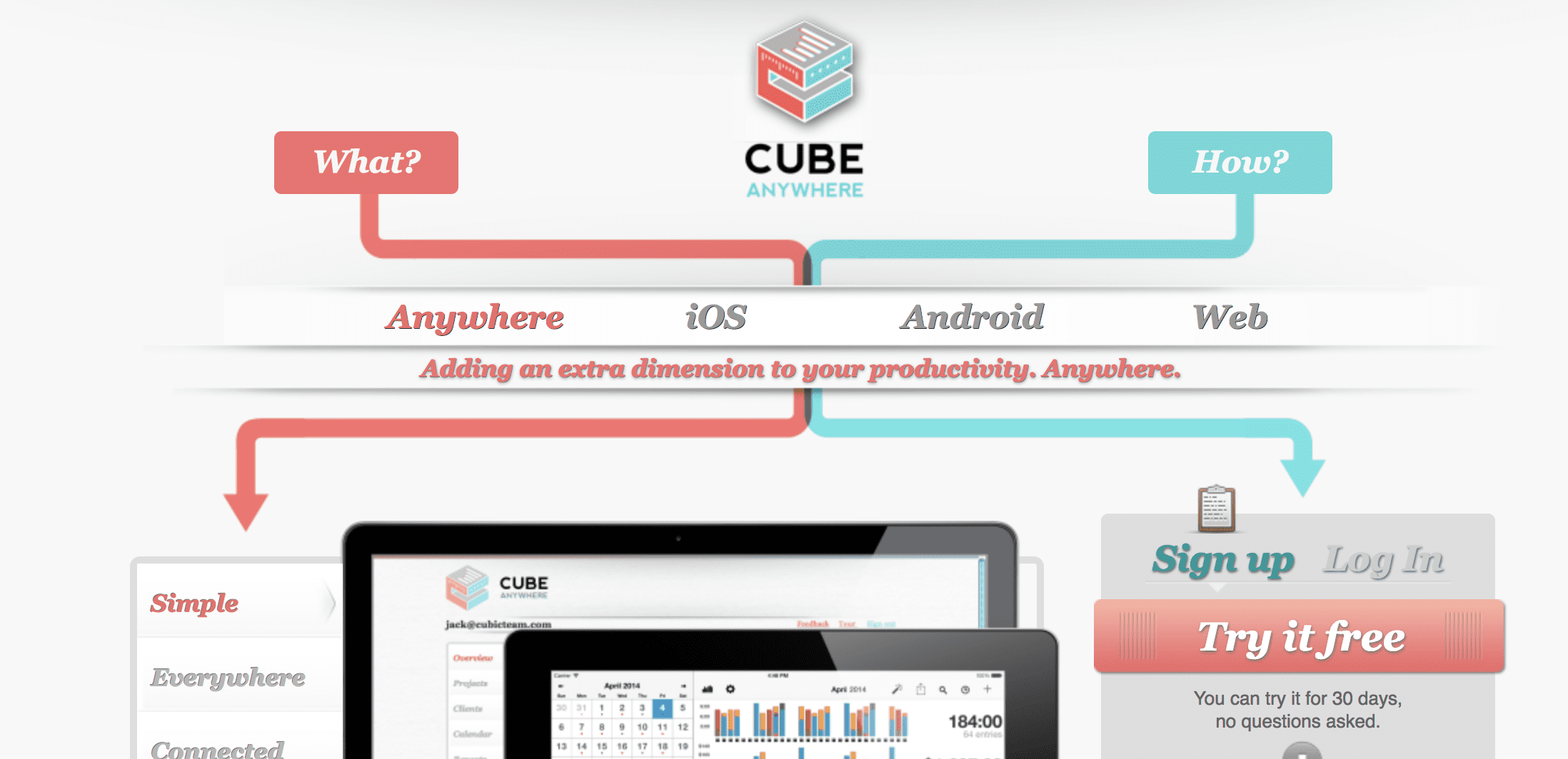 CubeCalendarIntegration
