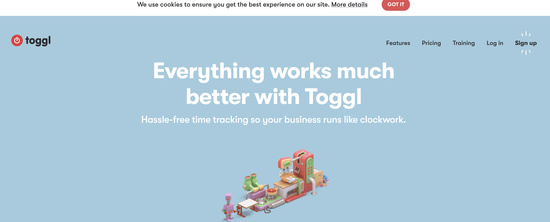 TogglCalendarIntegration