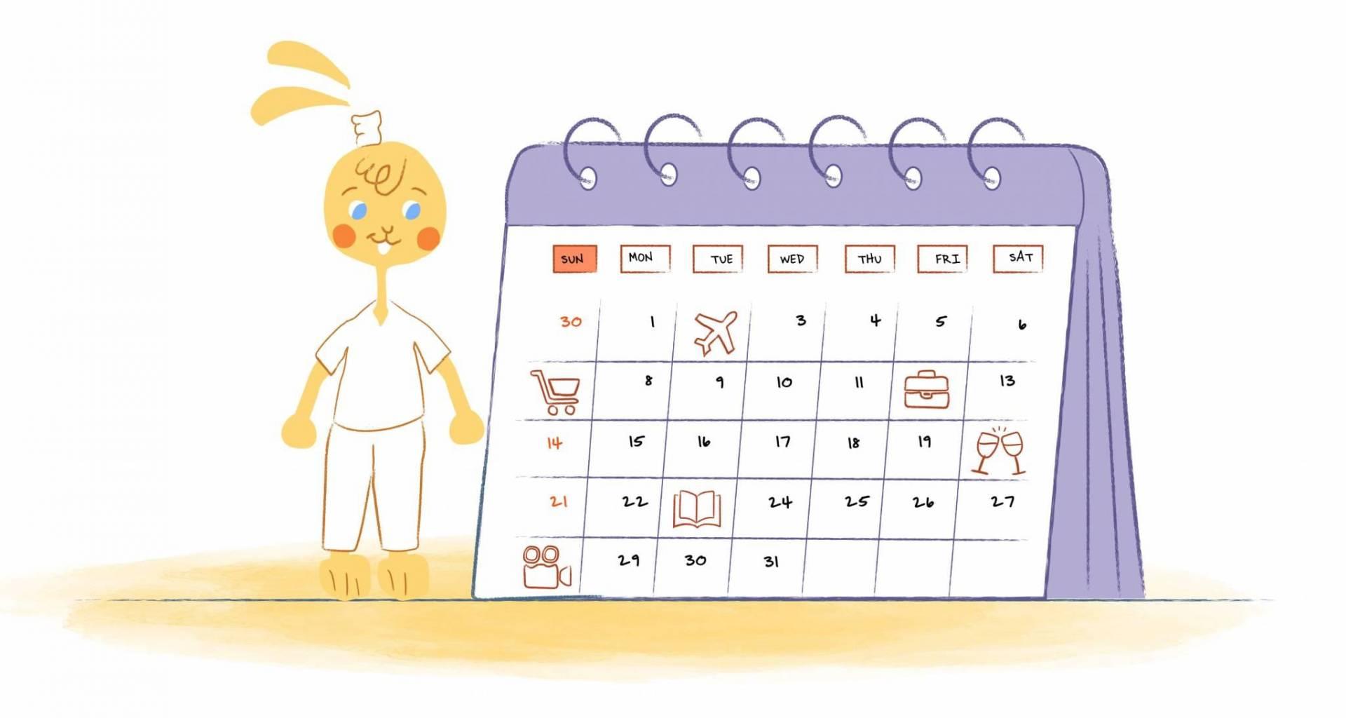 julian calendar how to read