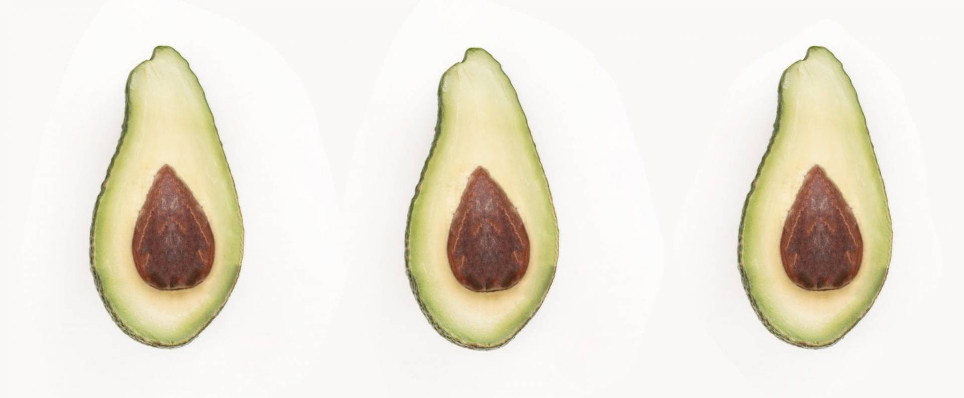 Healthy Office Snacks - Avocado