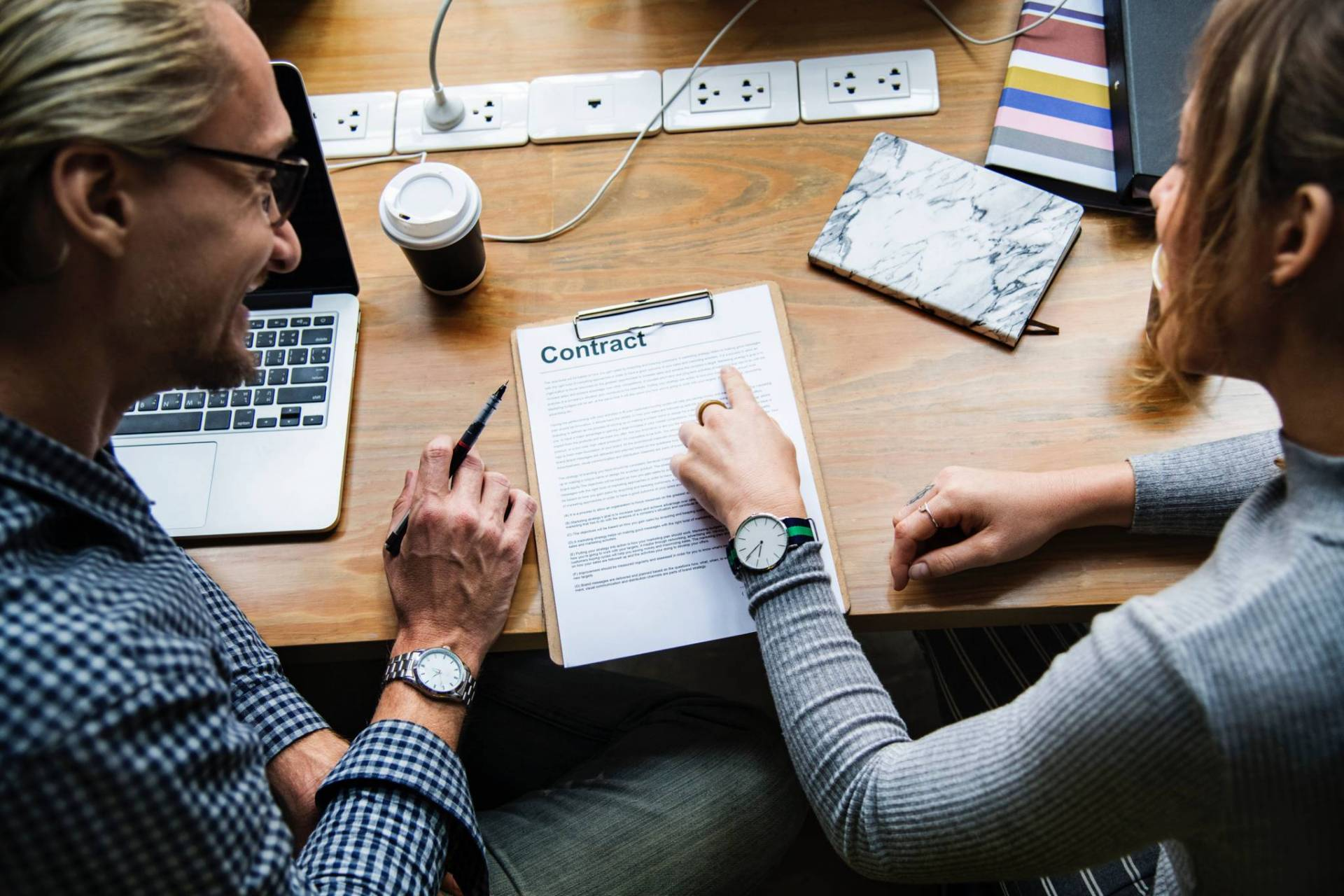 Contract Writing 101: A Checklist for First-Time Entrepreneurs