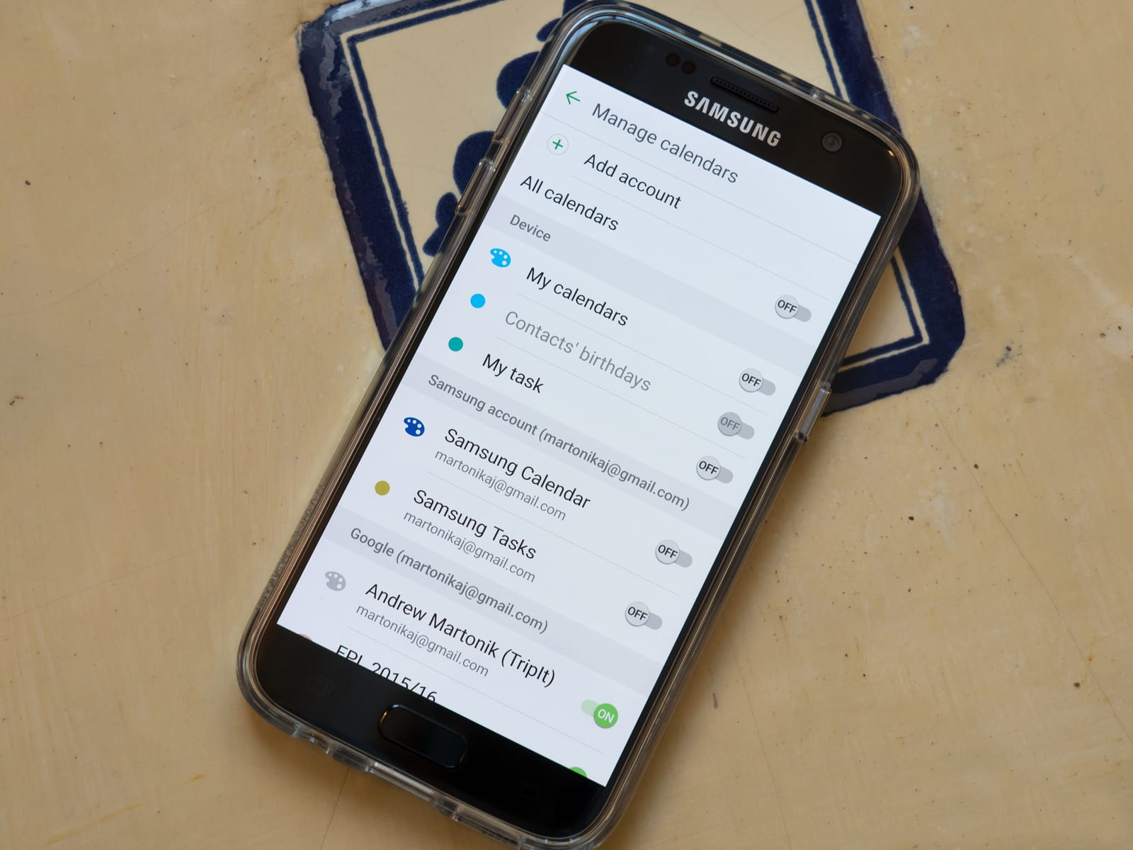 How To Fix Sync Problems With Google Calendar On Android Calendar