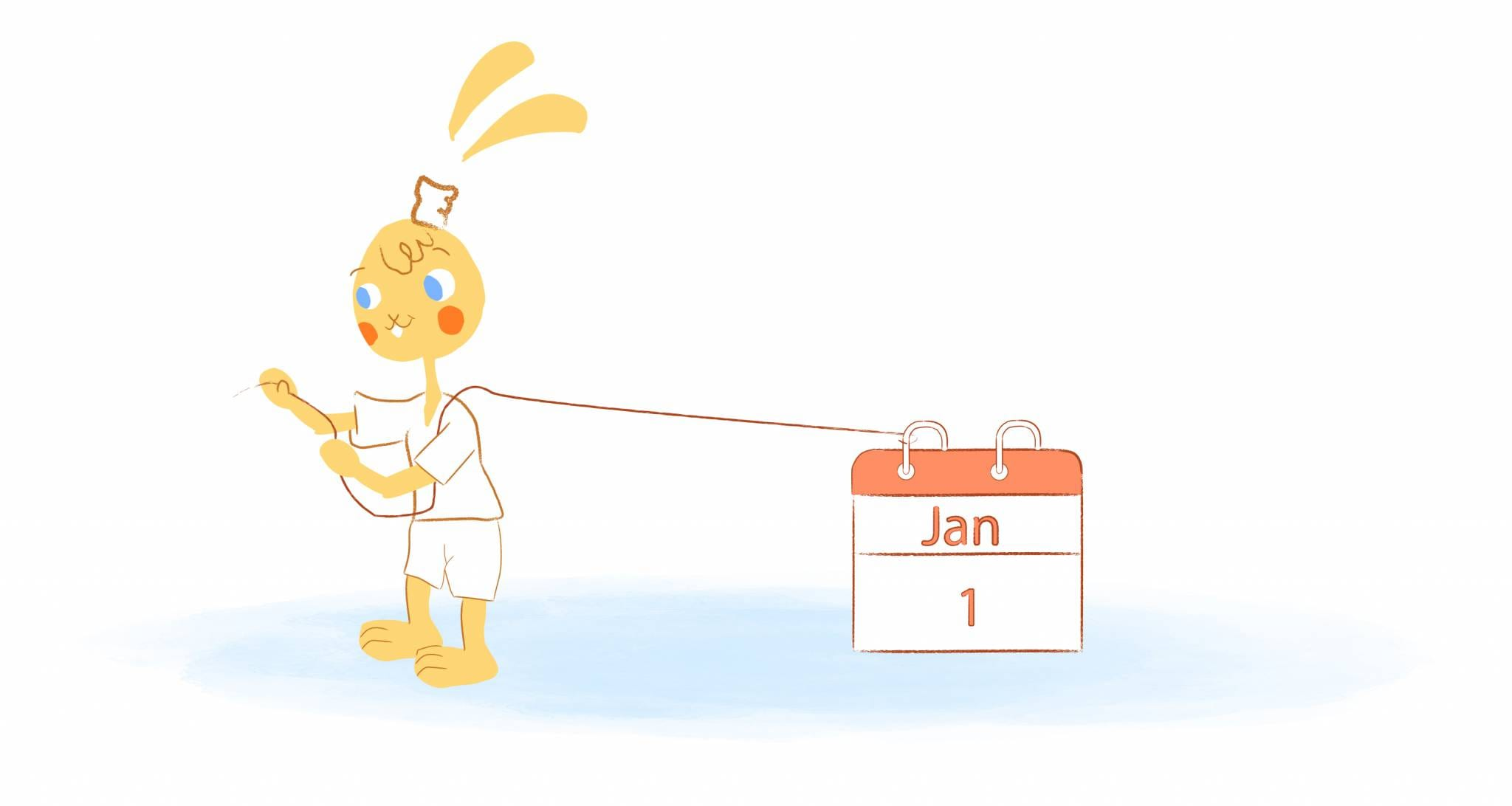 Happy New Year! Productivity Resolutions for 2020