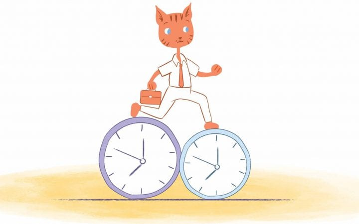 Rules of Time Management are Different for CEOs and Employees