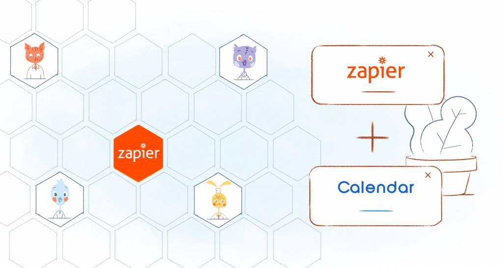 Zapier + Calendar