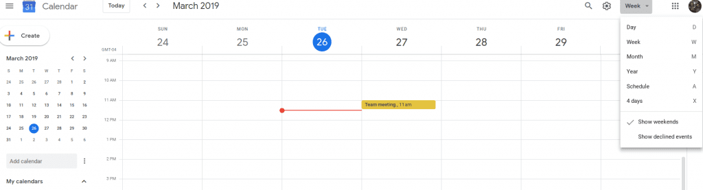 25 Google Calendar Hacks to Maximize Productivity - Calendar