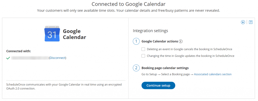 A Complete Guide to ScheduleOnce - Calendar