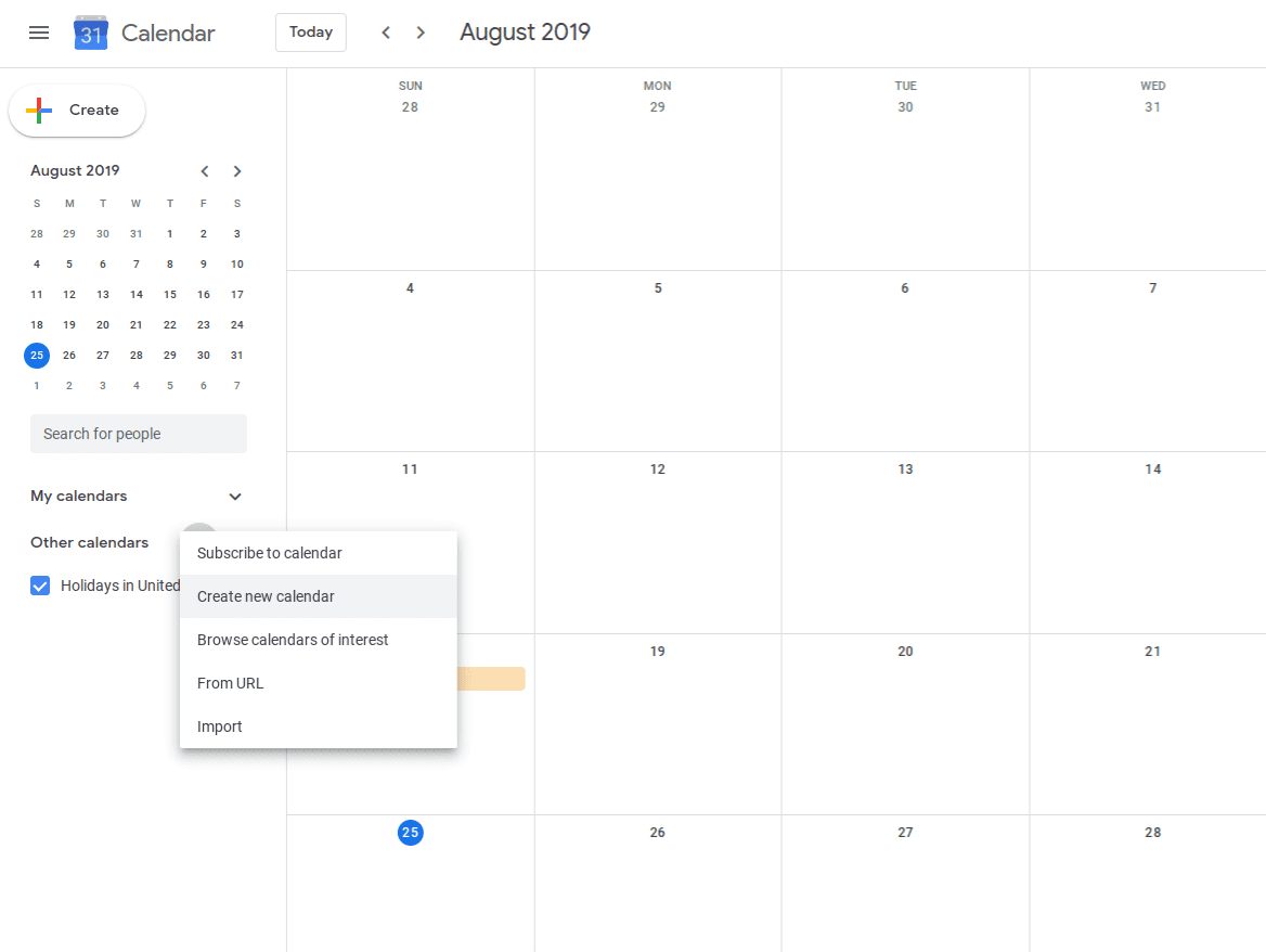 Improve my google calendar