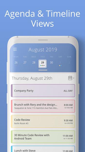 Calendar App Android
