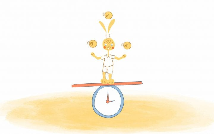 Perfectionist? 3 Ways to Be More Productive