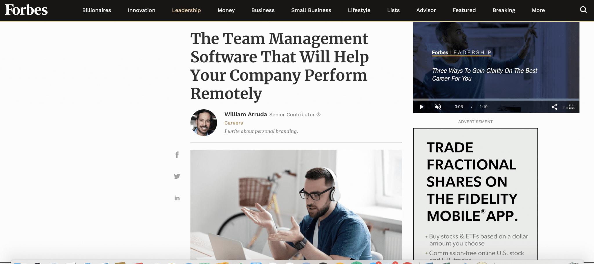Top Team Management Software