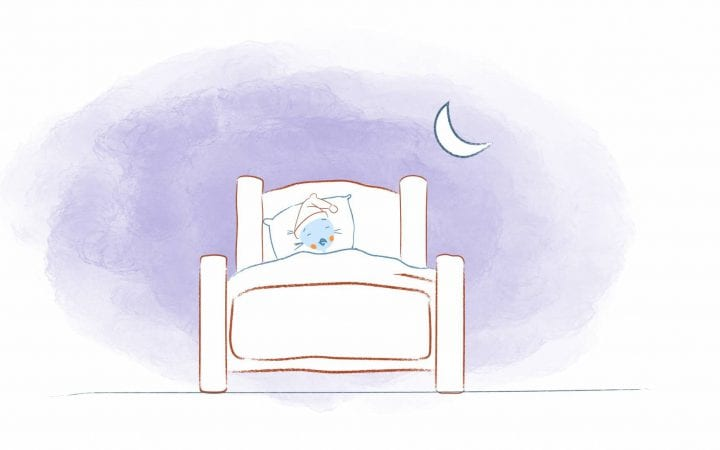 Can Your Online Calendar Help You Sleep Better?