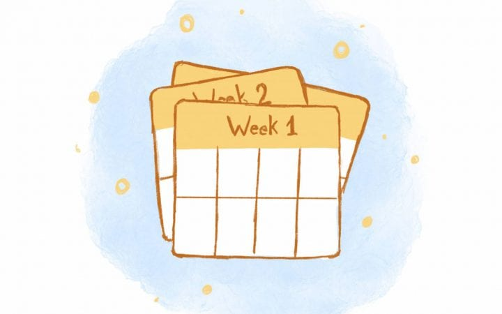 6 Must-Dos to Prepare Yourself For the Week
