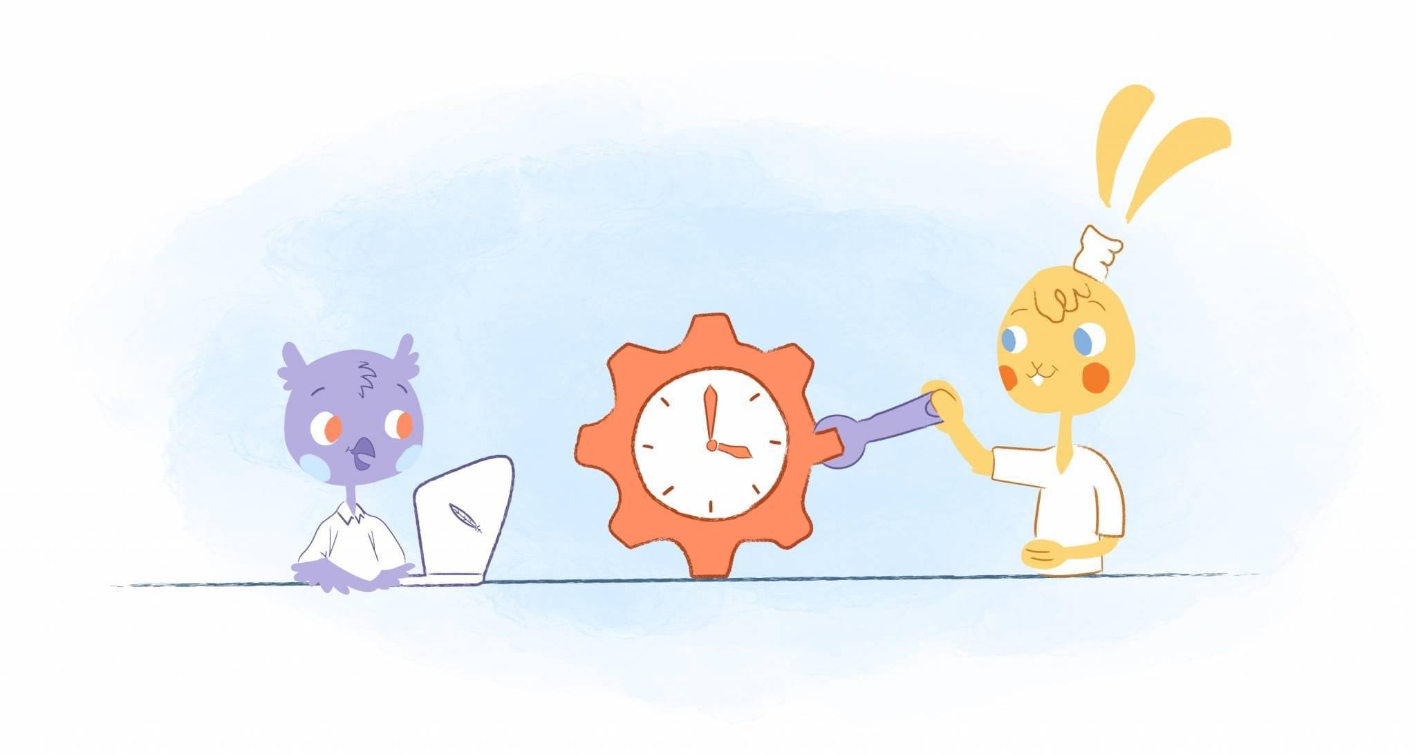 irrelevant productivity hacks