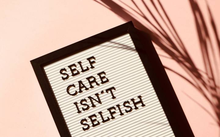 Scheduling Self Care When Working From Home